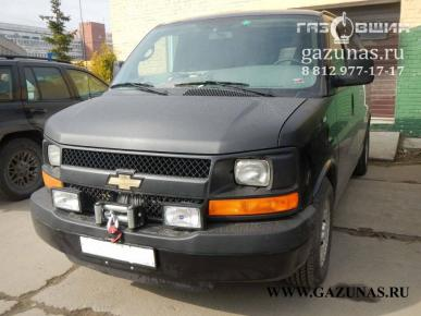 Chevrolet Express II 6.0i (323Hp) 2012г.в.