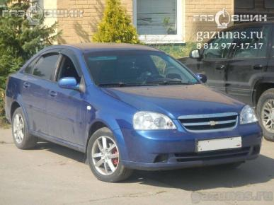 Chevrolet Lacetti (седан) 1.6i (109Hp) 2008г.в.