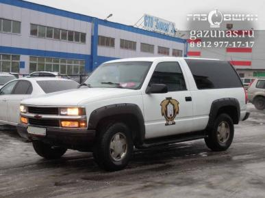 Chevrolet Tahoe I (GMT410)(3dr) 5.7i (258Hp) 1997г.в.