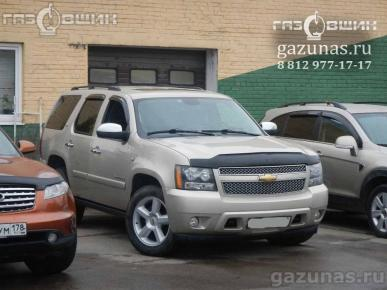 Chevrolet Tahoe III (GMT900) 5.3i (324Hp) 2008г.в.