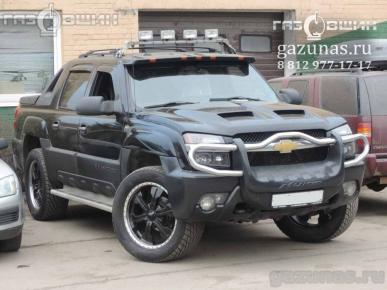 Chevrolet Avalanche I 8.1i (325Hp) 2005г.в.