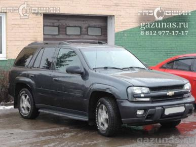 Chevrolet TrailBlazer I (GMT800) (дорестайл) 4.2i (295Hp) 2005г.в.