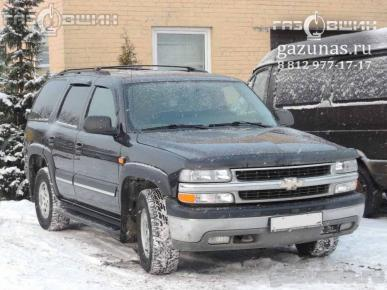 Chevrolet Tahoe II (GMT840) 5.3i (288Hp) 2004г.в.