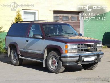 Chevrolet Tahoe I (GMT410)(3 дв.) 5.7i (200Hp) 1995г.в.