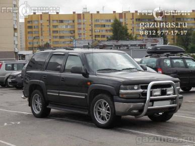 Chevrolet Tahoe II (GMT840) 5.3i (300Hp) 2006г.в.