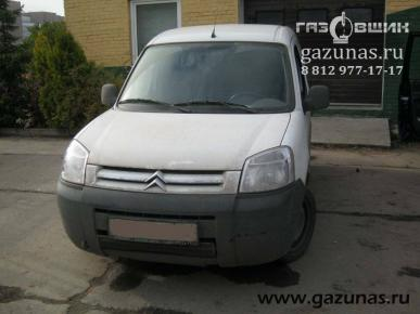 Citroen Berlingo I (рестайл) 1.4i (75Hp) 2008г.в.