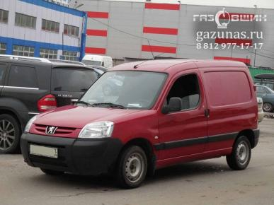 Citroen Berlingo I (рестайл) 1.4i (75Hp) 2009г.в.