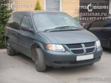 Dodge Caravan IV 2.4i (152Hp) 2001г.в.