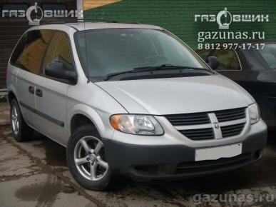 Dodge Caravan IV 2.4i (152Hp) 2005г.в.