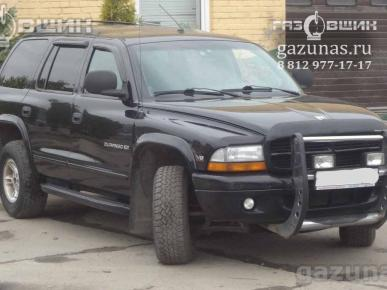 Dodge Durango I 5.9i (250Hp) 1999г.в.