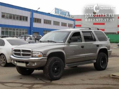 Dodge Durango I 5.9i (250Hp) 2000г.в.