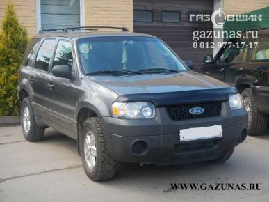 Ford Escape I (рестайл) 2.3i (155Hp) 2004г.в.