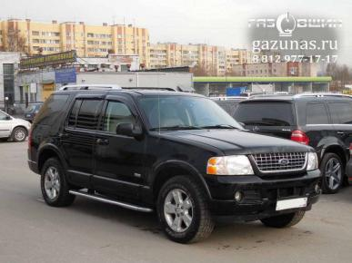 Ford Explorer III 4.6i (242Hp) 2003г.в.