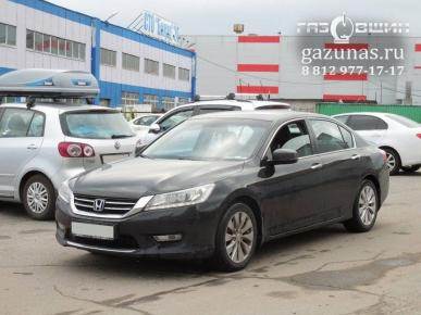 Honda Accord IX (рестайл) 2.4i (180Hp) 2014 г.в.