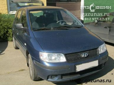 Hyundai Matrix I (рестайл) 1.6i (122Hp) 2006г.в.