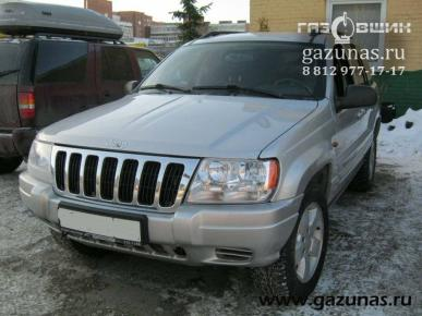 Jeep Grand Cherokee II (WJ) 4.0i (190Hp) 2004г.в.