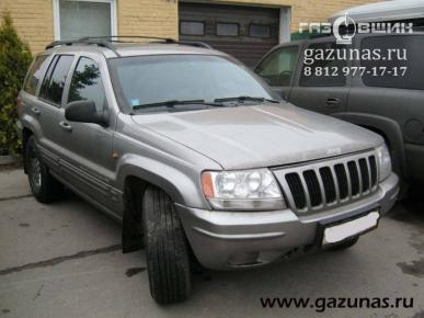 Jeep Grand Cherokee II (WJ) 4.0i (190Hp) 1999г.в.