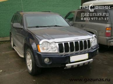 Jeep Grand Cherokee III (WK) 3.7i (210Hp) 2007г.в.
