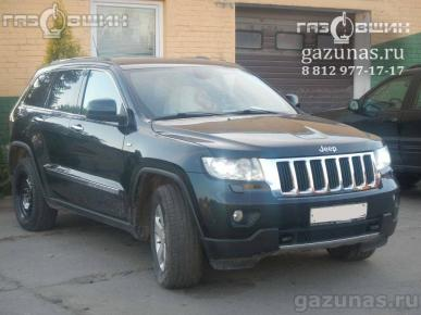 Jeep Grand Cherokee IV (WK2) (дорестайл) 3.6i (282Hp) 2010г.в.
