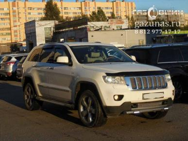 Jeep Grand Cherokee IV (WK2) (дорестайл) 5.7i (352Hp) 2011г.в.
