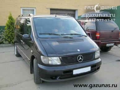 Mercedes-Benz Vito I (W638) 2.3i (143Hp) 1999г.в.