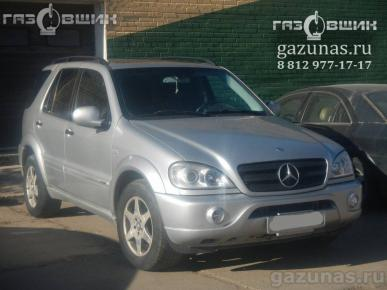 Mercedes-Benz ML320 I (W163) (дорестайл) 3.2i (218Hp) 1999г.в.