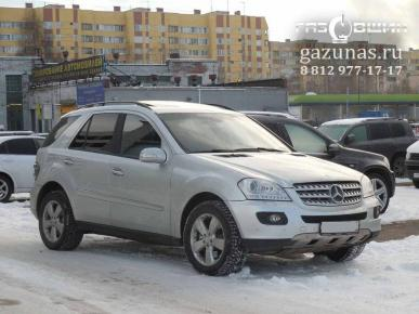 Mercedes-Benz ML500 II (W164) (дорестайл) 5.0i (306Hp) 2005г.в.