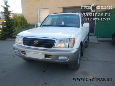 Toyota Land Cruiser 100 (дорестайл) 4.7i (235Hp) 1999г.в.