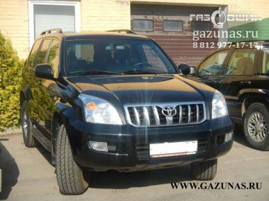 Toyota Land Cruiser Prado 120 4.0i (249Hp) 2005г.в.