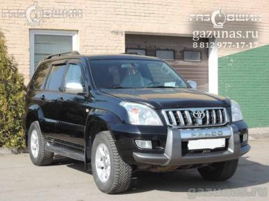 Toyota Land Cruiser Prado 120 2.7i (163Hp) 2008г.в.