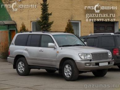 Toyota Land Cruiser 100 (рестайл1) 4.7i (235Hp) 2003г.в.