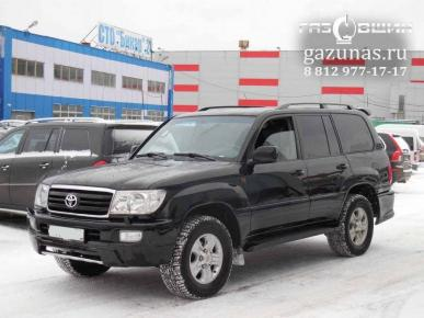 Toyota Land Cruiser 100 (2-й рестайл) 4.7i (235Hp) 2006г.в.