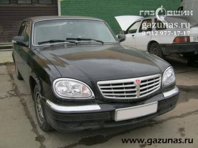 ГАЗ-Волга 2.4i(chrysler) 31105 2008г.в.