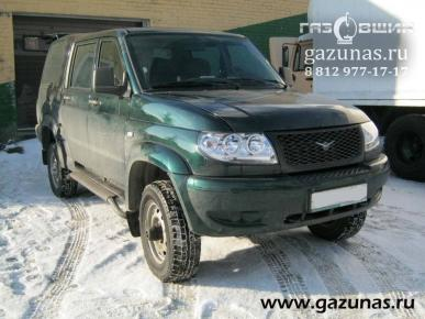 УАЗ Patriot Pickup I (дорестайл) 2.7i (128Hp) 2012г.в.