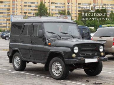 УАЗ Hunter 2.7i (128Hp) 2015г.в.
