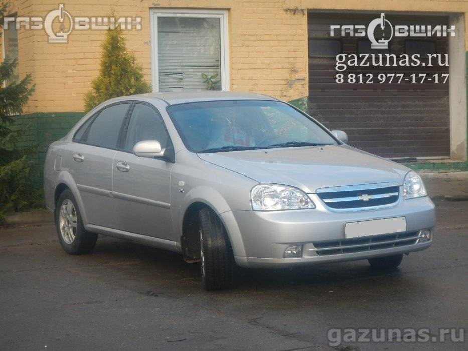 Chevrolet Lacetti (седан) 1.8i (122 Hp) 2009г.в.