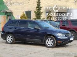 Chrysler Pacifica I 3.5i (253Hp) 2005г.в.