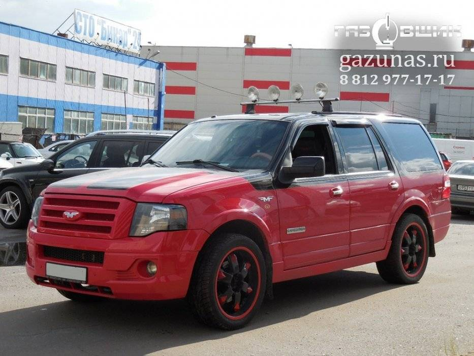 Ford Expedition III 5.4i (310Hp) 2008 г.в.