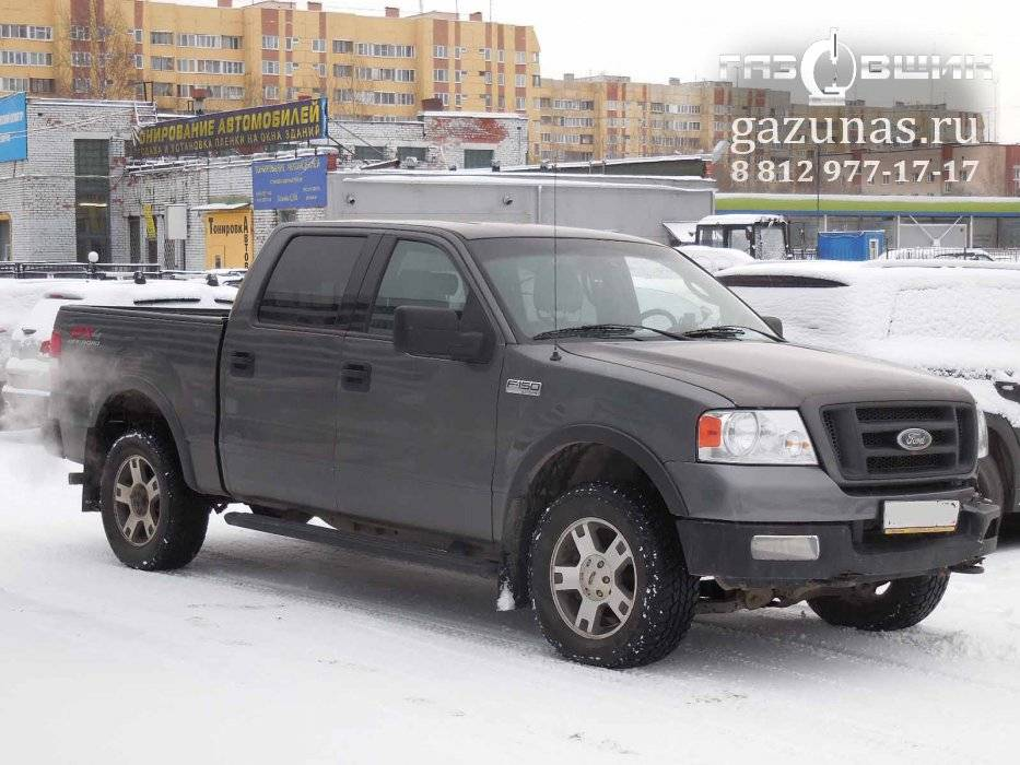 Ford F-150 XI 5.4i (305Hp) 2005г.в.