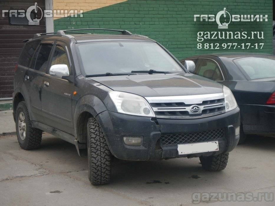 Great Wall Hover I (H2) 2.4i (130Hp) 2008г.в.