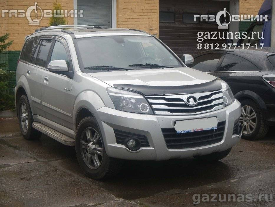 Great Wall Hover H3 2.4i (136Hp) 2013г.в.