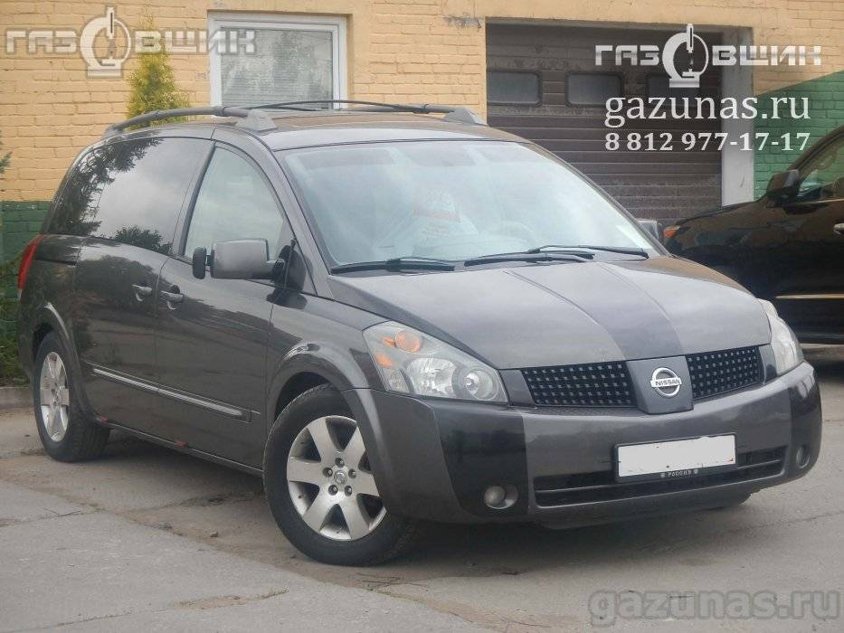 Nissan Quest III 3.5i (243Hp) 2007г.в.