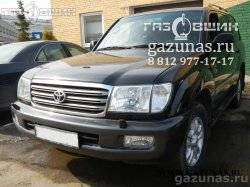 Toyota Land Cruiser 100 (рестайл1) 4.7i (235Hp) 2005г.в.