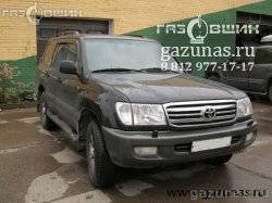Toyota Land Cruiser 100 (рестайл2) 4.7i (235Hp) 2006г.в.