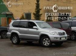 Toyota Land Cruiser Prado 120 4.0i (249Hp) 2007г.в.